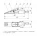 Подъемный клин гидравлический ПКГ18