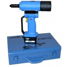 Заклепочник аккумуляторный для вытяжных заклепок ACCUBIRD 2.4-4.8мм