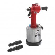 RIV509 Пневмо-гидравлический заклепочник для обжимных болтов 6,4-10 мм и заклепок 9,8 мм