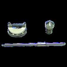 9011HVLP Ремкомплект сопла 2,5 мм ASTUROMEC 43025