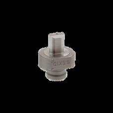 EP-19V/EP-20S Пуансон для овального отверстия 6,5x10 мм DIAMOND 4P1120