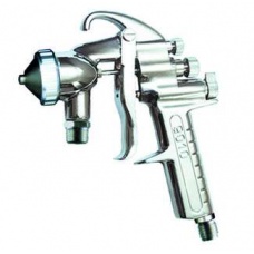 9010 SP ECOMIX Краскопульт пневматический, сопло 2,5 мм, нижняя подача ASTUROMEC 25125