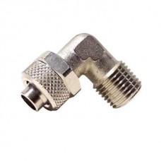 """A162/6 Фитинг L-уголок для нейлоновой трубки 1/4"""", 6х8 мм VEPA A162/6"""