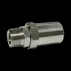 "A104/1 Фитинг для резинового шланга М1/4"", 6х14 мм VEPA A104/1"