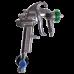 9010 SP HVLP Краскопульт пневматический, сопло 2,2 мм, нижняя подача ASTUROMEC 21722