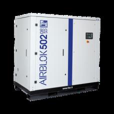 Airblok 502 DR/SD10 Компрессор винтовой min 1900 max 5600 л/мин, 10 бар, 37 кВт, 1050 кг FIAC Airblok 502 DR/SD10