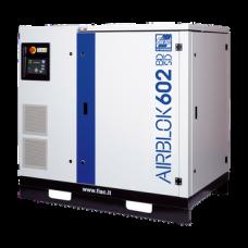 Airblok 602 BD/SD8 Компрессор винтовой min 2600 max 7400 л/мин, 8 бар, 45 кВт, 1033 кг FIAC Airblok 602 BD/SD8