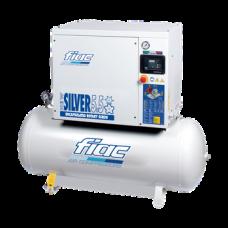 NEW SILVER 5,5/200 Компрессор винтовой 200 л, 560/450 л/мин, 8/10 бар, 4 кВт, 195 кг FIAC