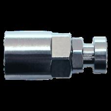 A102/1 Фитинг байонет для резинового шланга 6х14 мм VEPA A102/1
