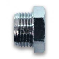 "A125/1 Фитинг-переходник М1/4"" - F1/8"", цилиндрическая резьба VEPA A125/1"