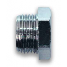 "A125/2 Фитинг-переходник М3/8"" - F1/8"", цилиндрическая резьба VEPA A125/2"