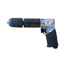 10025 Пневмодрель пистолетного типа, б/з патрон, реверс, 12,7 мм, 600 об/мин, 1,75 кг REVTOOL A14-L7612