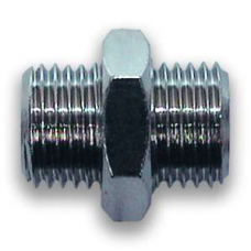 "A121/2 Фитинг-переходник М1/8"" - М1/4"", цилиндрическая резьба VEPA A121/2"