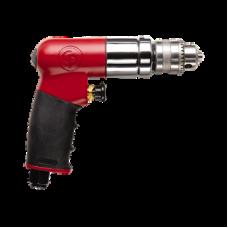 CP7300R Пневмодрель пистолетная 2700 об/мин, 200 Вт, патрон 6 мм, 3,0 Нм, 0,6 кг CHICAGO PNEUMATIC 8941073001