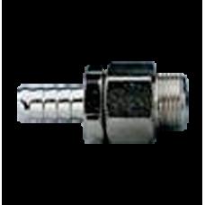 "13334 Фитинг с вращающимся наконечником М1/4"" елочка 10 мм VEPA"