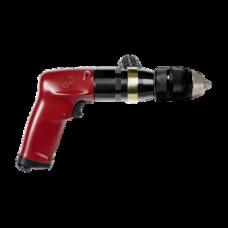 CP1117P09  Пневмодрель пистолетная 900 об/мин, 750 Вт, патрон б/з 13 мм, 19,3 Нм, 1 кг CHICAGO PNEUMATIC 6151580160