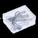 9010/SP HTE Краскопульт пневматический, сопло 2,2 мм, нижняя подача ASTUROMEC 23722