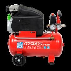 COSMOS 2420 Компрессор с прямой передачей 24 л, 170 л/мин, 8 бар, 1,5 кВт, 220 В, 23 кг FIAC