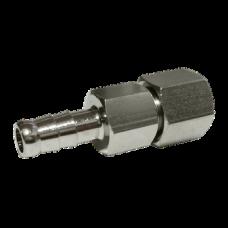 "13362 Фитинг F1/4"" елочка 8 мм VEPA"