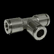 B189/5 Фитинг T-цанговый, 10х8 мм VEPA B189/5