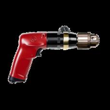 CP1117P09  Пневмодрель пистолетная 900 об/мин, 750 Вт, патрон 13 мм, 19,3 Нм, 1 кг CHICAGO PNEUMATIC 6151580150