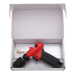 10061 Пневмодрель композитная пистолетного типа, б/з патрон, реверс, 10 мм, 1600 об/мин, 0,58 кг REVTOOL А14С3207