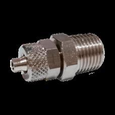 """A160/5 Фитинг для нейлоновой трубки 1/4"""", 4х6 мм VEPA A160/5"""