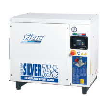 NEW SILVER 7,5 Компрессор винтовой 820/720 л/мин, 8/10 бар, 5,5 кВт, 143 кг FIAC