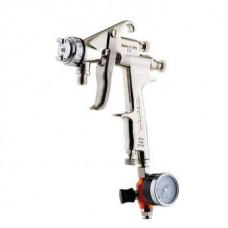 10010SP HTE Краскопульт пневматический, сопло 2,2 мм нижняя подача ASTUROMEC 48322