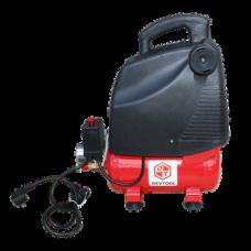FLOW6L-160 Портативный электрический поршневой компрессор 1,5 кВт, 161 л/мин, 8 бар, 6 л, 14 кг REVTOOL