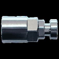A102/2А Фитинг-байонет для резинового шланга 10х15 мм VEPA A102/2A