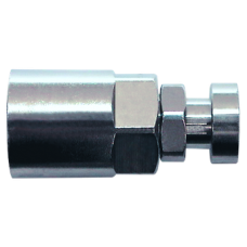 A102/4 Фитинг-байонет для резинового шланга 10х19 мм VEPA A102/4
