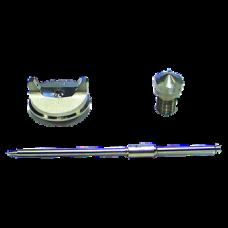 9011HVLP Ремкомплект сопла 1,7 мм ASTUROMEC 43017