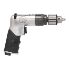 CP789R-42 Пневмодрель пистолетная 4200 об/мин, 375 Вт, патрон 10 мм, 2,5 Нм, 1,1 кг CHICAGO PNEUMATIC T025198
