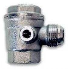 """D110/1 Вертикальный невозвратный клапан F1/2"""" - М3/8"""" VEPA D110/1"""