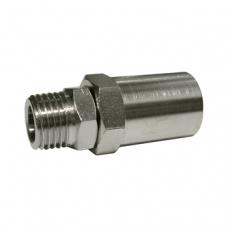 "A104/2С Фитинг для резинового шланга М1/4"", 10х15 мм VEPA A104/2C"